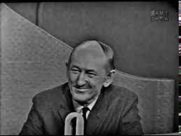 1966-04-11: Major Donald Keyhoe on To Tell the Truth - YouTube