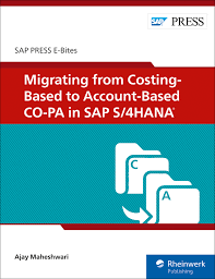 Migrating to Account-Based CO-PA in SAP | How-To Guide - by SAP PRESS
