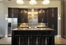 dark wood kitchen cabinets. Plain Dark Amazing Dark Wood Modern Kitchen Cabinets With Cabinet Hardware On