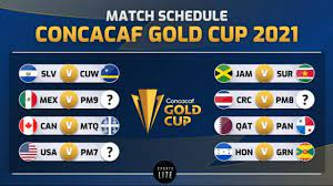 MATCH SCHEDULE: CONCACAF GOLD CUP 2021 ...