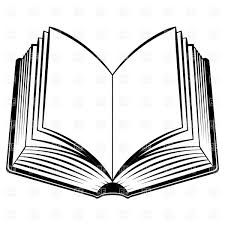 book clip art drawer simple open book royalty free vector clip art image 7362