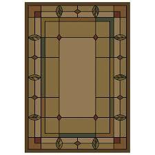 shaw living rectangular indoor woven area rug
