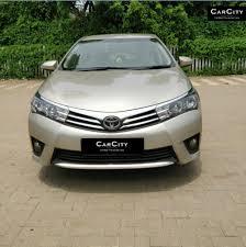 Toyota Corolla Altis G - CarCity India