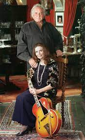 Property where Johnny Cash, June Carter Cash lived up for sale - The Boston  Globe