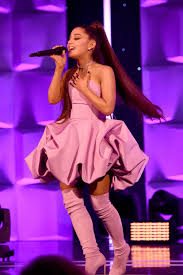 Listen To Ariana Grandes New Song Imagine Imagine Lyrics