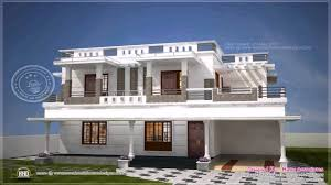 Small Picture House Parapet Design In Kerala YouTube