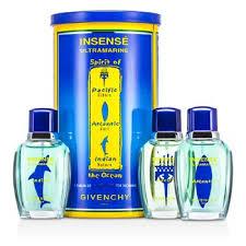 <b>Givenchy Insense Ultramarine</b> Spirit Of The Ocean Coffret: Pacific ...