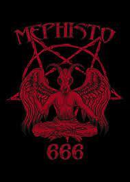 Mephisto Devil 666' Poster by VikingWayOfLife Design