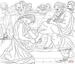 Dibujos De Semana Santa De Jesús En Jerusalén Para Colorear