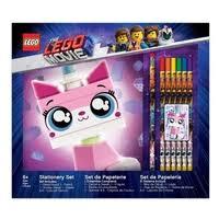 LEGO канцелярский <b>набор для рисования</b> Movie 2 Unikitty (52347 ...