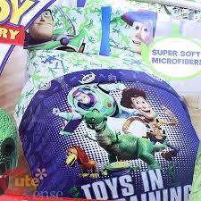 disney toy story bedding twin set