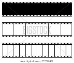 Film Strip Collection Vector Photo Free Trial Bigstock
