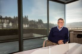 Bill Gates Is Guestediting The Verge In February The Verge - Bill gates interior house