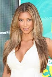 Hair Color Chart Kim Kardashian Light