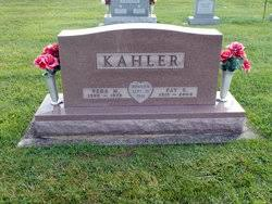Veda Mae Albert Kahler (1920-1972) - Find A Grave Memorial