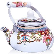 <b>Чайник эмалированный 2.5л</b> Mayer&Boch Узор MB-27979 ...