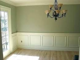 wainscoting. Wainscoting Accent Wall Chair Rail Moulding Ideas Molding Classic Tutorial And Frame For Bathroom