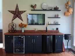 diy mini fridge cabinet unique bar with kegerator wine fridge stock pine cabinets painted