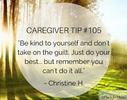 Caregiver Quotes Beauteous Caregiver Tip 48 Do Your Best Caregiver Tips And Resources