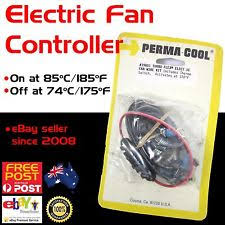 dif dual fan controller install on s13 s14 240sx new perma cool turbo flex electric fan controller wiring kit switch