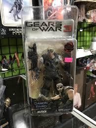 NECA Gears of War 3 Damon Baird – Rogue ...