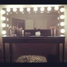 Popular of Vanity Makeup Mirrors Dazzling Lighted Makeup Mirror Free  Standing Lighted Vanity Mirror