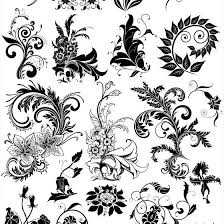 無料イラスト素材綺麗でオシャレ飾り枠や罫線パーツまとめ