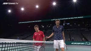 Tennis TV - Medvedev Surging; Nadal Rides On | Paris 2020 Quarter-Final  Highlights