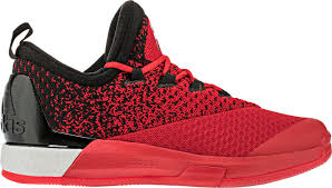 adidas basketball shoes. james harden crazylight boost 2.5 low mens basketball shoe (black/red/white) free shipping adidas shoes