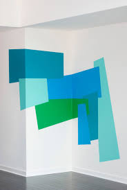 Small Picture Color Blocking Wall Decals by Mina Javid for Blik Wall decals