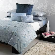 bedroom enchanting bedding system calvin klein blue comforter and calvin klein bamboo flowers bedding