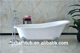 how to paint a cast iron bathtub cast iron bathtubs used for supplieranufacturers how to paint a cast iron bathtub refinish