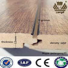 10 Mm / 8mm/ 12mm HDF / MDF Dupont Laminate Flooring Sale