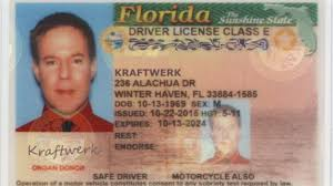 Kraftwerk Man In 6am A Florida Name His To Changed