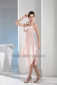 Chic Asymmetric One Shoulder Short Party Cocktail Dresses ...
