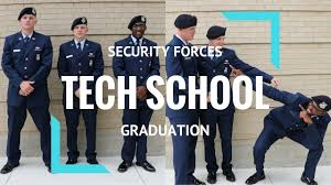 Air Force Security Forces Tech School Security Forces Tech School Graduation Lackland Afb Team 021