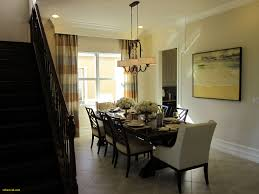 height light fixture over dining room table dining room