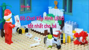 10 Bộ Đồ Chơi Xếp Hình LEGO tốt nhất có khuyến mãi giảm giá 2021