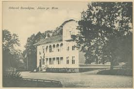 Orkerød gård, hovedbygning - Mossebibliotekene / DigitaltMuseum