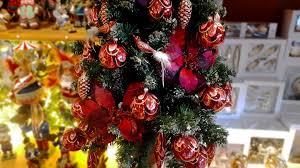 Die Romantik Des Christbaumes Der Christbaum
