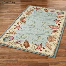 image of best beach rugs home decor