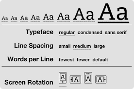 change text size how to change font size in a internet browser