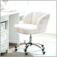 engaging white fur office chair 37 fluffy desk le ideas furry pottery barn uk