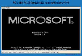 Windows 1 Pcjs Microsoft Windows 1 01 With Cga Display