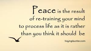 Quotes About Peace Simple 48 Best Quotes And Sayings About Peace Saying Quotes Lucia's World