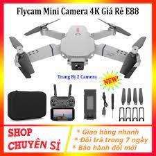 Flycam e88 ❤️freeship❤️ máy bay điều khiển từ xa giá rẻ, flycam camera 4k -  Sắp xếp theo liên quan sản phẩm