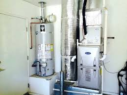 garage furnace furnace in garage photo of heating and air ca united states all