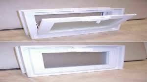 quality glass block 18 x 8 x 3 white glass block vents