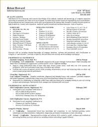 Resume Accomplishments Examples For Put On A Template Idea Career