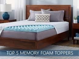 Foam mattress topper Full Highest Rated Memory Foam Mattress Topper Reviews The Sleep Advisor Our Highest Rated Memory Foam Mattress Topper Reviews For 2019